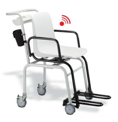 seca 959 - Wireless chair scale to weigh seated patients #0