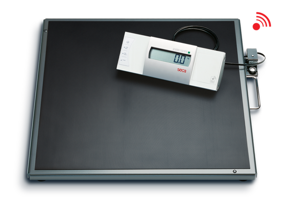 seca 635 - EMR ready platform and bariatric scale #0