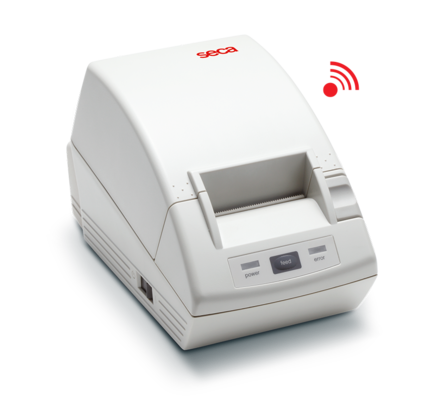 seca 465 - Wireless printer for analysis and printing of transmitted measurements on thermal paper #0