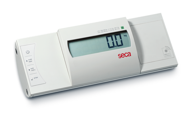 seca 635 - EMR ready platform and bariatric scale #1