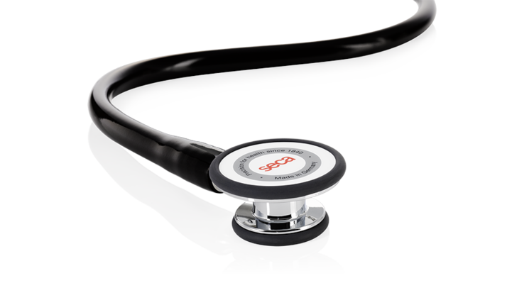 seca s30 - Stethoscope with two standard membrane side of different sizes. #1