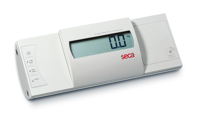 seca 634 - EMR ready platform and bariatric scale #2
