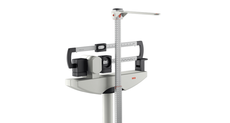 seca 700 - Mechanical column scale with eye-level beam #4