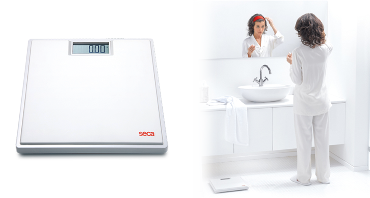 seca 803 - Digital flat scale for individual use #2