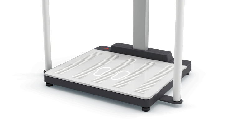 seca Scale-up Line - EMR-validated handrail scale with ID-Display and optional height measurement #5