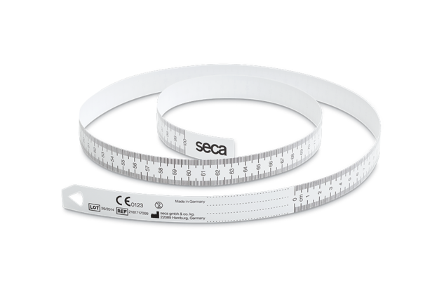 seca 218 - Disposable measuring tape with practical wall dispenser #0