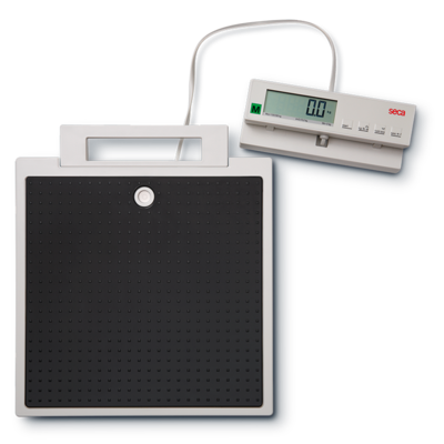 seca 899 - Flat scale with cabled remote display #0