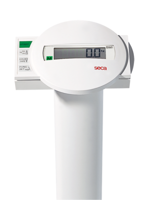 seca 799 - Digital column scales with BMI function #1