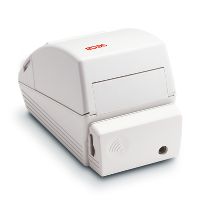 seca 465 - Wireless printer for analysis and printing of transmitted measurements on thermal paper #1