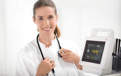 The world's first integrated BIA and vital signs measurement from seca ... #1