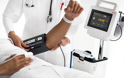The world's first integrated BIA and vital signs measurement from seca ... #2