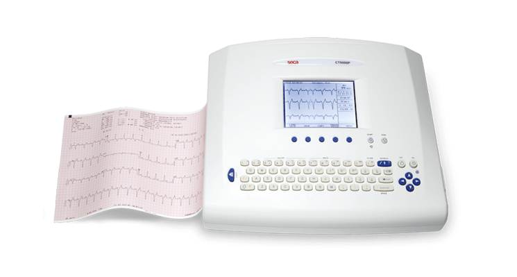 seca CT8000P - Interpretive A4 ECG machine #0