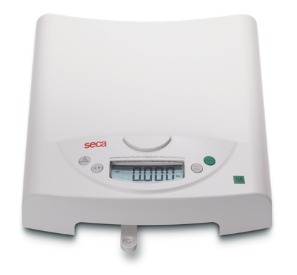 seca 385 - Electronic baby scale with fine graduation, also usable as flat scales for children #1