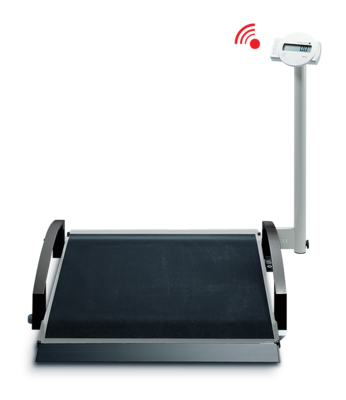 seca 665 - EMR ready electronic wheelchair scale #0