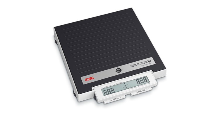seca 878 dr - Its name speaks for itself: the seca doctor scale #2