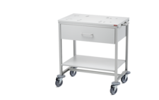 seca 403 - Cart for mobile support of seca baby scales