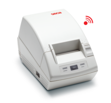 seca 465 - seca 360° wireless digital printer with wireless reception and analysis of measurements on thermal paper