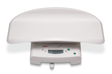 seca 385 - Electronic baby scale with fine graduation, also usable as flat scales for children