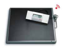 seca 634 - Digital platform and bariatric scale with wireless transmission