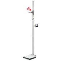 seca 285 - Wireless measuring station for weight and height