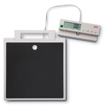 seca 899 - Flat scale with cabled remote display
