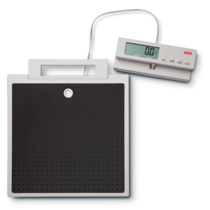 seca 869 - Flat scale with cable remote display