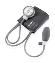 seca b10 - Manual blood pressure monitor with load cell on the cuff.