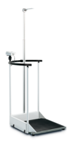 seca 223 - Telescopic measuring rod for handrail scales