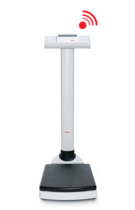 seca 703 - High capacity column scale with wireless transmission