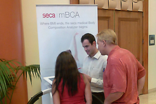 seca at ObesityHelp Conference 2014